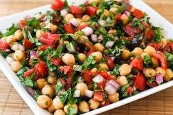 Weight Loss Diet Gurgaon - Chickpea Salad