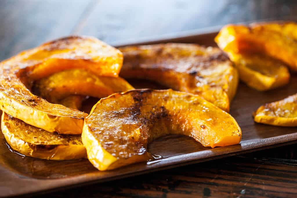 Diet Consultant Gurgaon - Antiaging Pumpkin Wedges